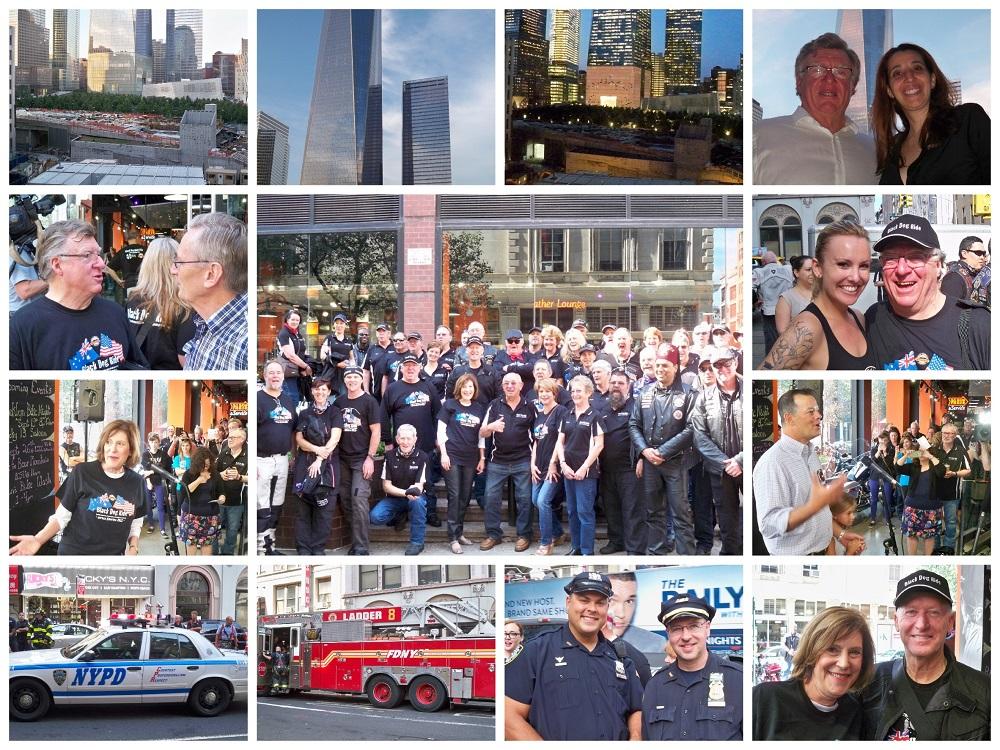 Sept 2015 Black Dog Ride & Ground Zero