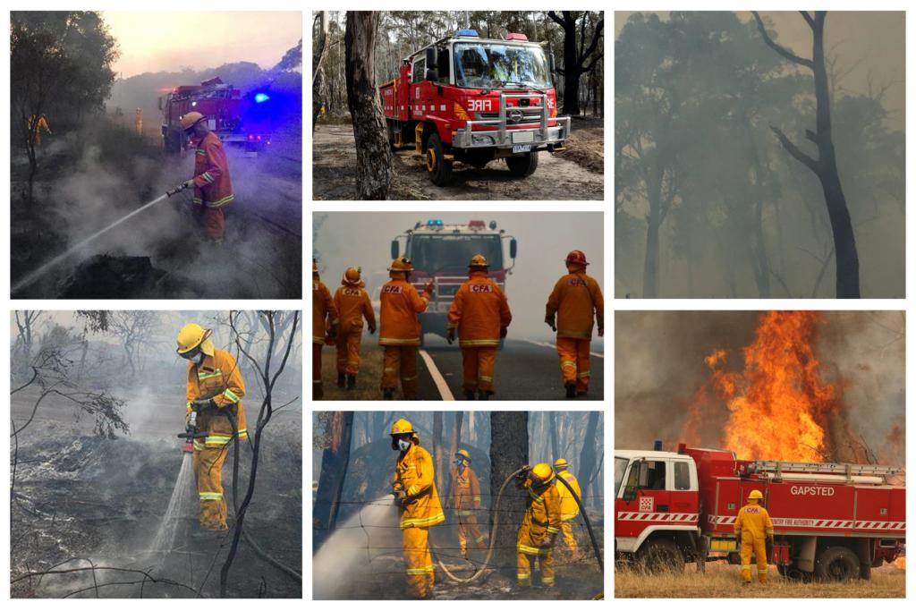 CFA #Bushfires 2020